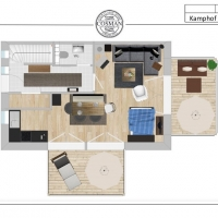 Kamphof Ferienhaus WG 9